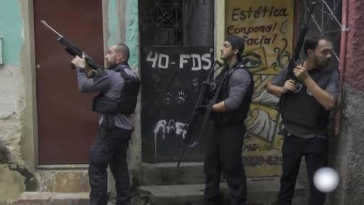 Todeszahlen bei blutigstem Polizeieinsatz Rios steigt auf 28