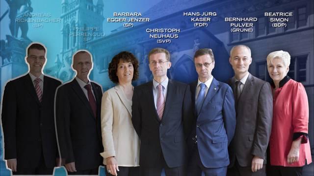 Regierungsrats-Offensive der SVP