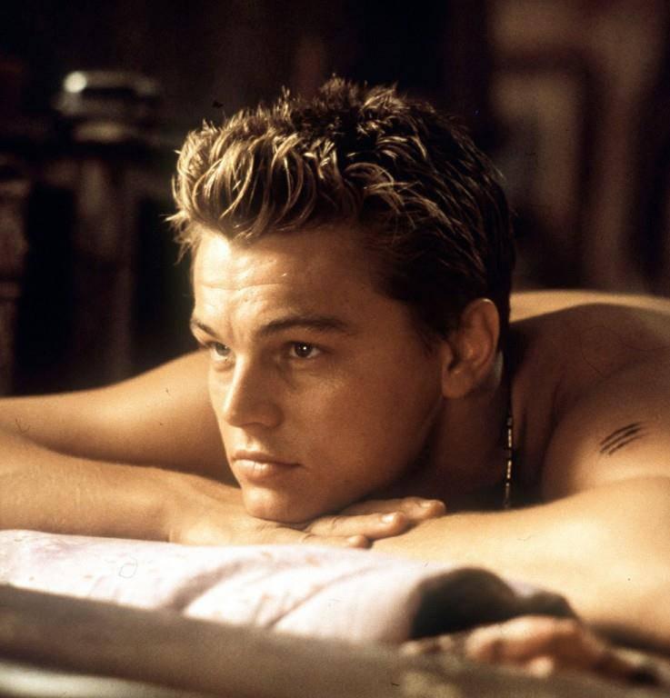 """Hach.. ein Träumchen. Leonardo DiCaprio im Film """"The Beach""""."""