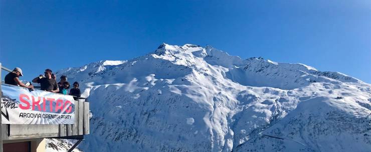 Wetterglück am Argovia Skitag