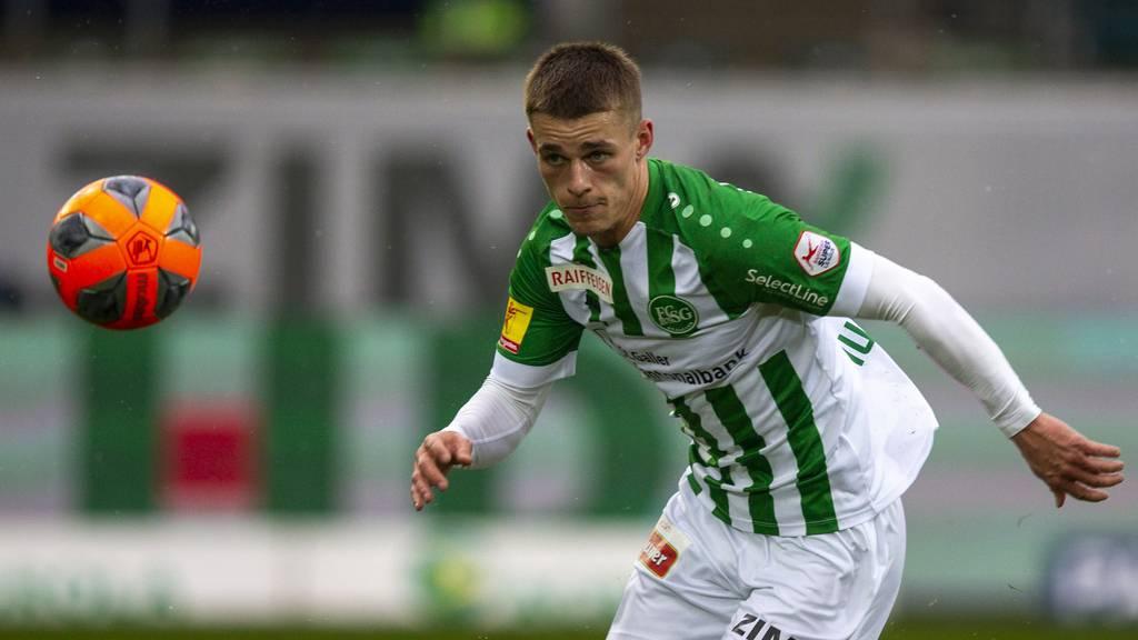Jetzt fix: Miro Muheim wechselt leihweise zum Hamburger SV