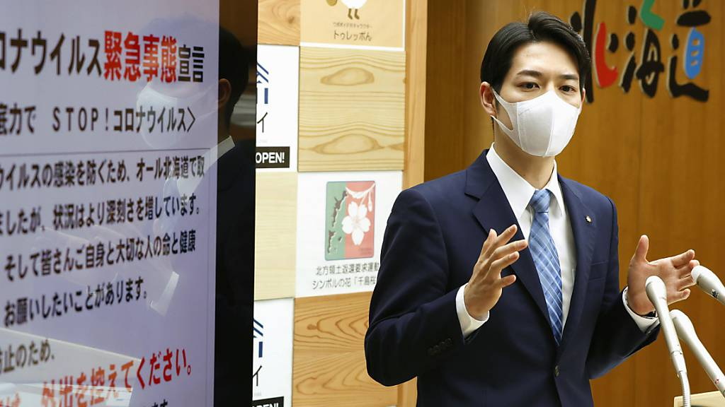 Japans Region Hokkaido beendet den Ausnahmezustand
