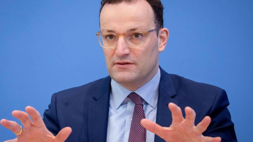 Der deutsche Gesundheitsminister Jens Spahn will die Masern-Impfpflicht in Deutschland einführen. Sie soll ab März 2020 gelten.