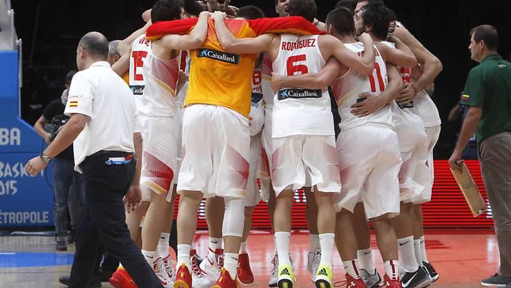 Spanien feiert seinen dritten EM-Titel