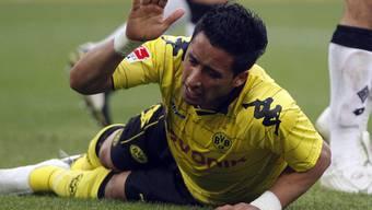Lucas Barrios fällt fünf bis sechs Wochen aus
