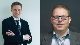 Roman Baumann Lorant und Martin Lisibach