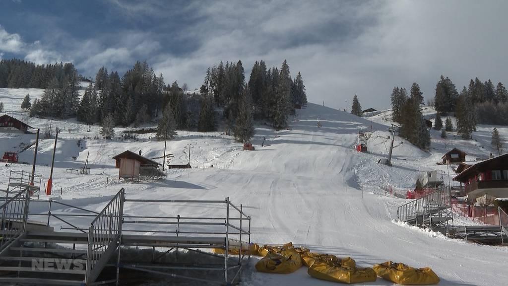 Ski-Weltcup Adelboden: Geister-Skirennen steht in den Startlöchern