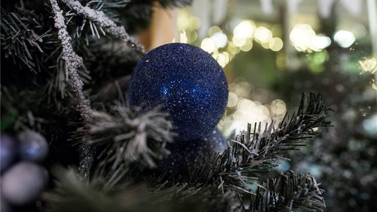 Aarau soll in den nächsten Jahren zur Weihnachtsstadt gemacht werden. (Symbolbild)