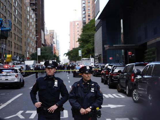 Im Oktober war die CNN-Redaktion in New York nach dem Fund eines Sprengsatzes geräumt worden.