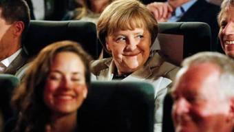 Die deutsche Bundeskanzlerin Angela Merkel löste auf Twitter für eine Welle des Spotts aus.