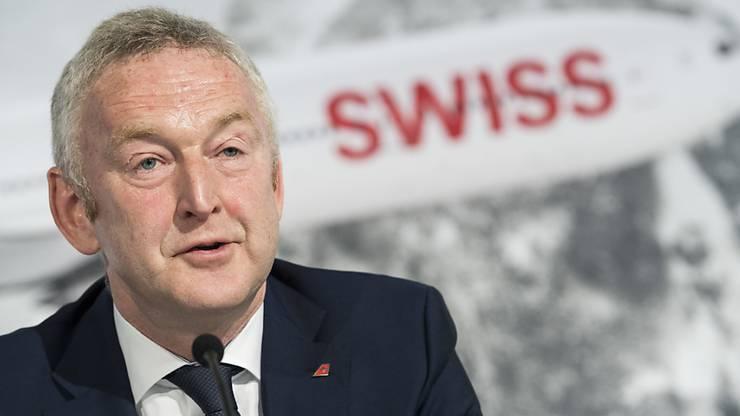 """Swiss-Konzernchef Thomas Klühr: """"Wenn's nicht geht, geht's halt einfach nicht"""""""