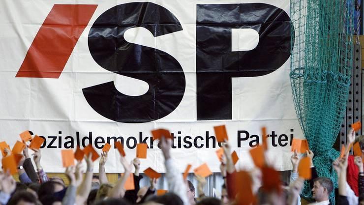 Die SP will heute über ein allfälliges Referendum informieren.