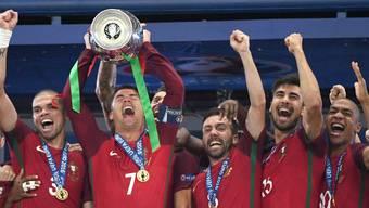 Portugal-Frankreich: Die Impressionen zum EM-Finale