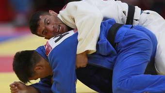 Saeid Mollaei (oben), ein Judoka aus Iran, verlor seinen Halbfinal-Kampf an der WM absichtlich, um nicht gegen einen Israeli kämpfen zu müssen