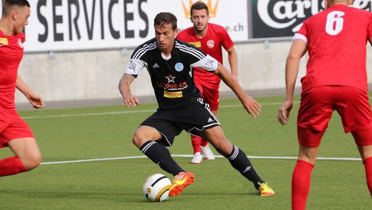 Der FC Grenchen konnte ein erfolgreiches Spiel verzeichnen. (Archiv)