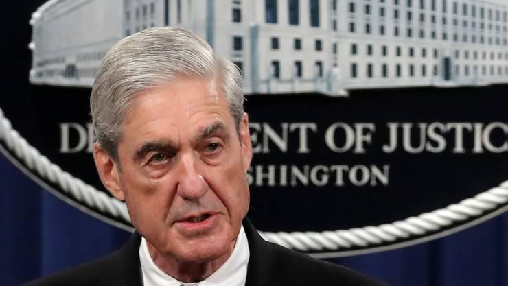 US-Sonderermittler Robert Mueller will nicht vor dem Kongress aussagen.
