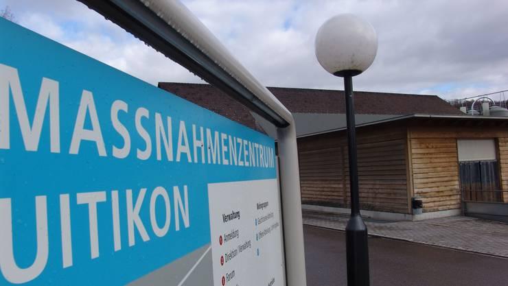 Das Massnahmezentrum für junge Strafgefangene in Uitikon lud zum Infotag