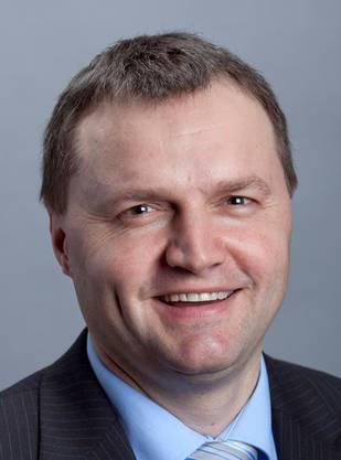 Bernhard Guhl, BDP-Nationalrat: «Der Sitzerhalt ist ein realistisches Ziel, zwei Sitze wäre anmassend.»