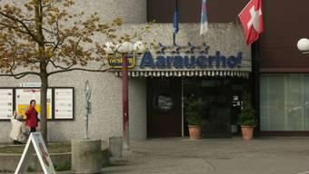 Das Hotel Aarauerhof: Aus dem Hotel soll ein Veranstaltungsort werden.