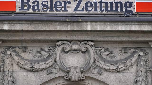 """Die """"Basler Zeitung""""  baut Chefetage um"""