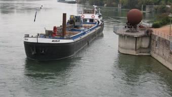 Abschlussarbeiten der Sanierung der Rheinfelder Rheinbrücke