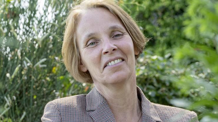 Strahlende Siegerin: Die 55-jährige Martine Ruggli-Ducrot wurde von den Delegierten des Verbands Pharmasuisse zur Präsidentin gewählt.