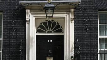 Wer wohnt künftig in Downing Street 10?