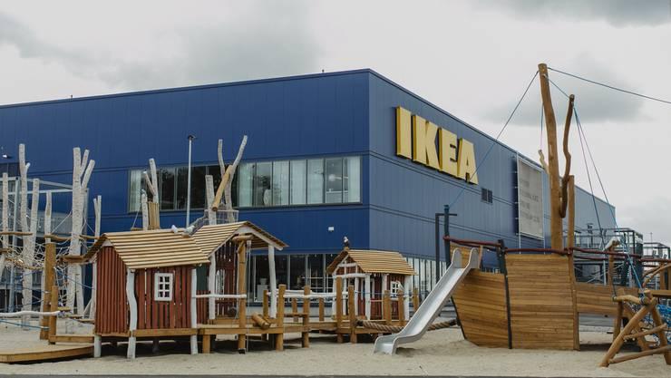 Ikea Nimmt In Spreitenbach Bald Gebrauchte Mobel Zuruck Wirtschaft