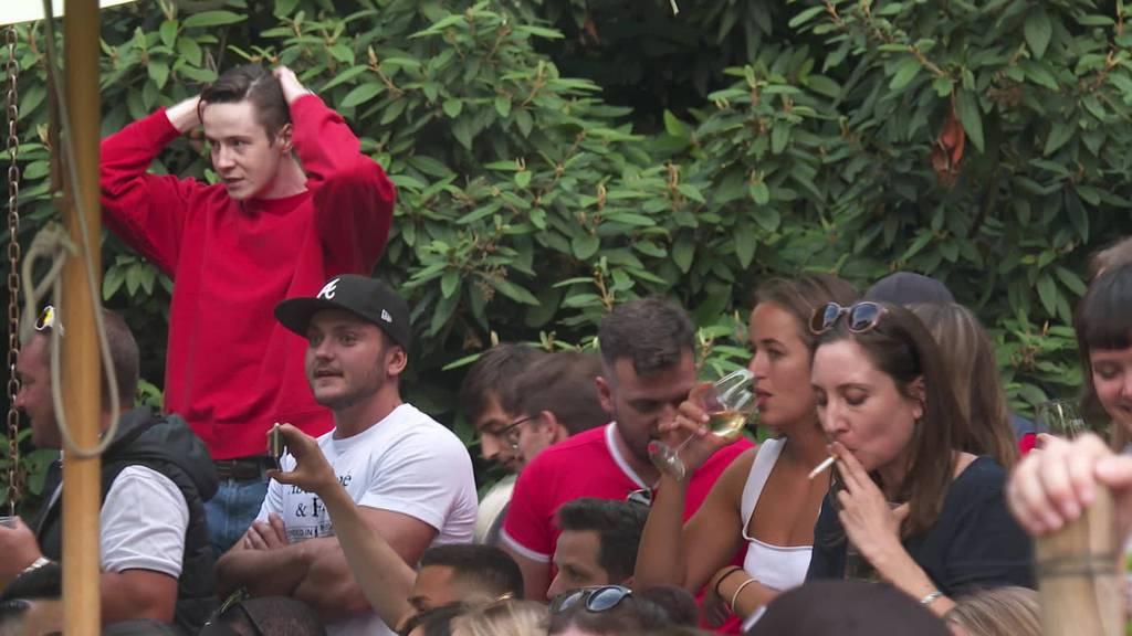 Schweiz – Spanien: Trotz Niederlage überwiegt Stolz