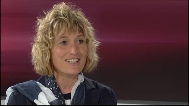 Bettwil, Arena, Giacobbo/Müller: die wichtigsten Momente von Regierungsrätin Susanne Hochuli im Bewegtbild.