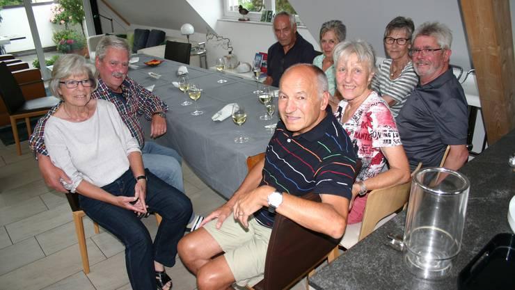 Seit vergangenem Oktober wohnen die Senioren gemeinsam in einem Haus an der Schlieremer Schulstrasse