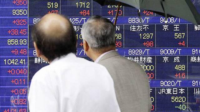 Nikkei schliesst leicht tiefer