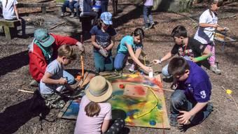 Unter dem Thema «Dschungel» organisiert die Jugendarbeit Wohlen Spieltage (Symbolbild)