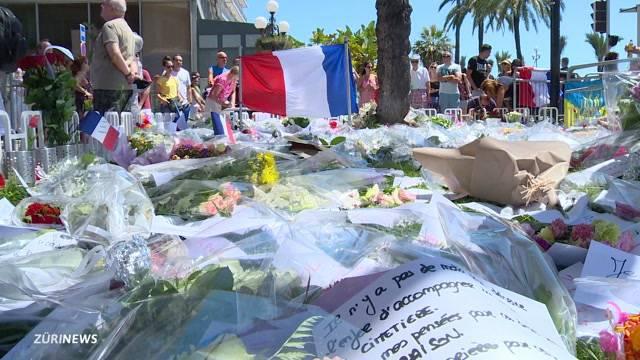 Nizza: IS bekennt sich zur Tat