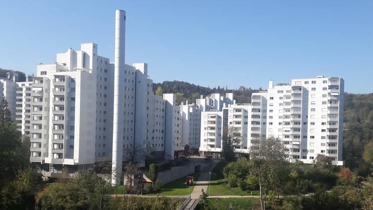 Seit sechs Jahren präsentiert sich die «Webermühle» in strahlendem Weiss.