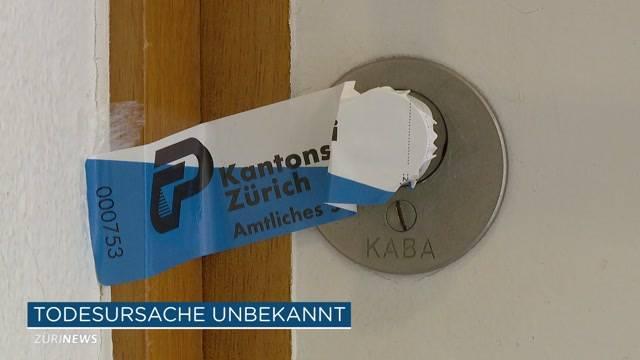 Todesursache von Schwamendinger Rentner weiterhin unklar