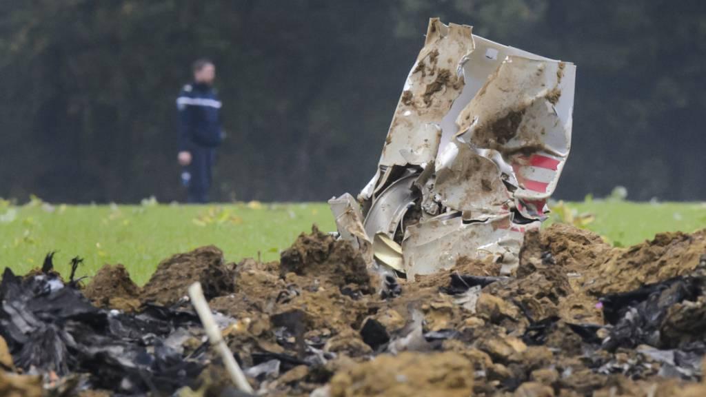 F/A-18-Absturz im Jura: Pilot steht Militärgericht