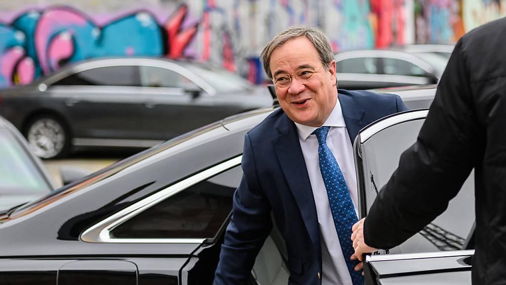 CDU nimmt Anlauf ins Superwahljahr – Laschet zu Gast im Südwesten