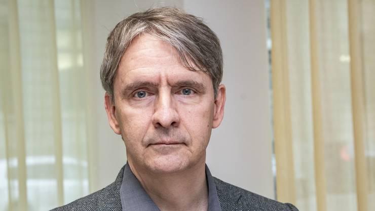 «Jetzt das Konzept umstellen geht nicht.» Kantonsarzt Thomas Steffen.