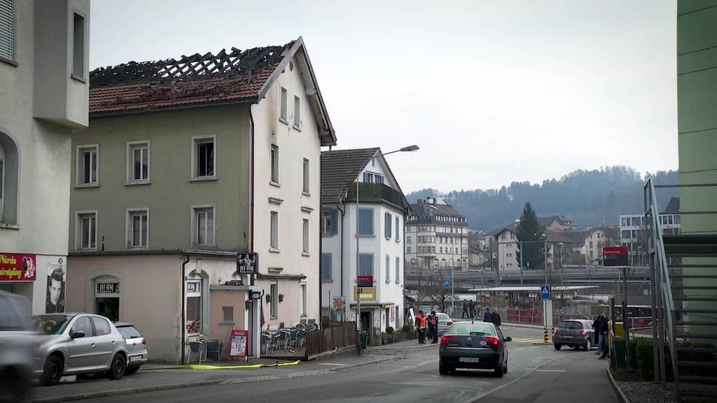 Kurznachrichten: Brand St.Gallen, «Wiesli», Aaron Keller