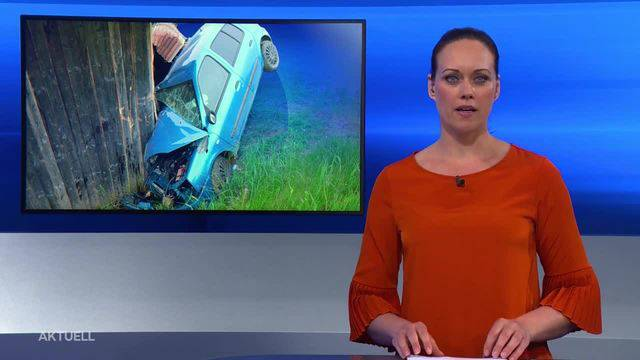Bözberg: 19-Jähriger rast in Holzscheune