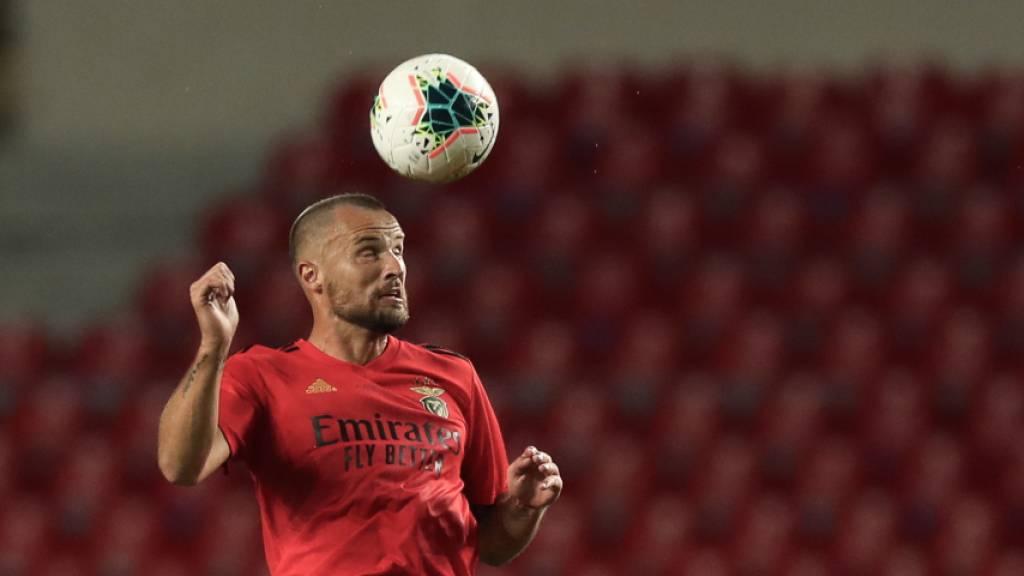 Seferovic verpasst mit Benfica den Cupsieg