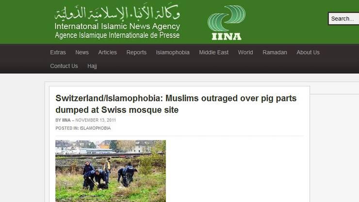 International Islamic News Agency