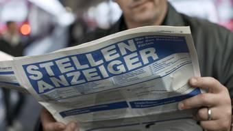 Wurde 2012 dünner: Stellenanzeiger der Printmedien (Symbolbild)