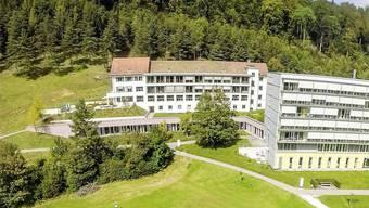 Aus dem Pflegezentrum Barmelweid wird weitestgehend eine Pflegestätte für Demenzkranke.