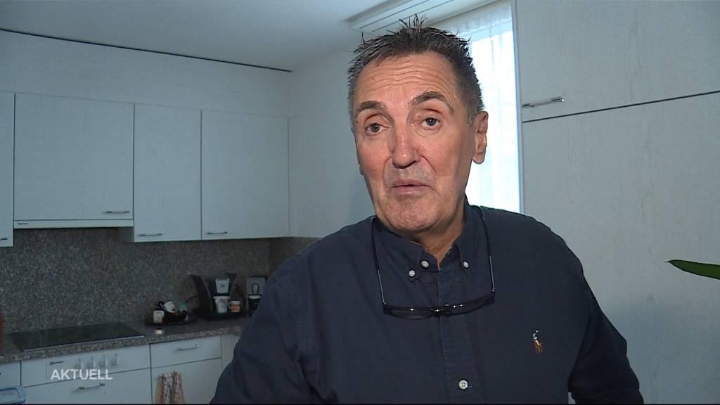 Einer der legendärsten Aargauer Polizisten geht in Pension