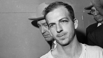 Kennedy-Attentäter Lee Harvey Oswald