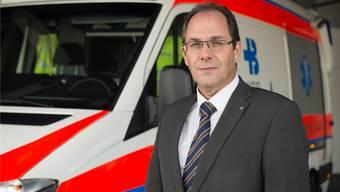 Adrian Schmitter, CEO des Kantonsspitals Baden, sagt, die Lehren aus dem Vorfall hätten dazu beigetragen, die Qualität weiter zu verbessern.
