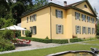 Das Zentrum für Demokratie im Haus Blumenhalde in Aarau. (Archiv)