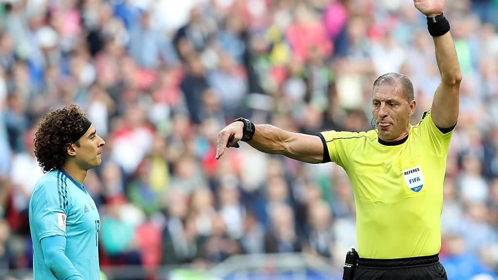 FIFA denkt über Änderung der Abseitsregel nach